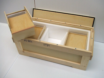 Box for Museum of Anthropology